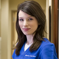 Headshot of BSN RN Katherine Kimmerly.