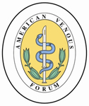 Image of American Venous Forum logo.